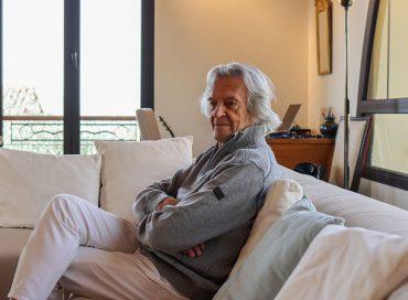 John McLaughlin Discusses Mahavishnu Orchestra, Liberation Time, and More