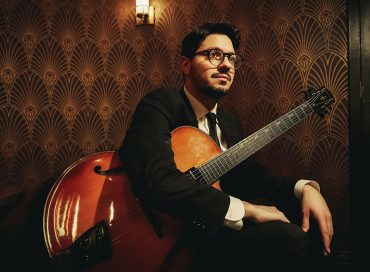 JT Notes: The Solo Guitar Work of Pasquale Grasso