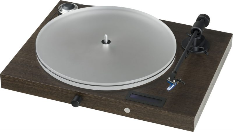 The Pro-Ject Juke Box S2 is an all-in-one turntable