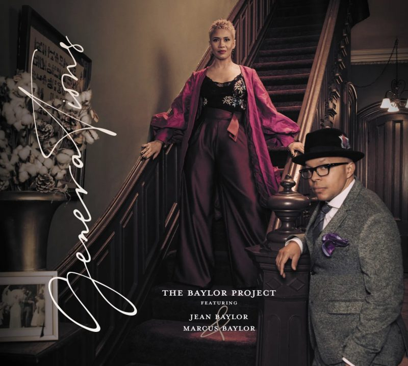 Cover of the Baylor Project album Generations