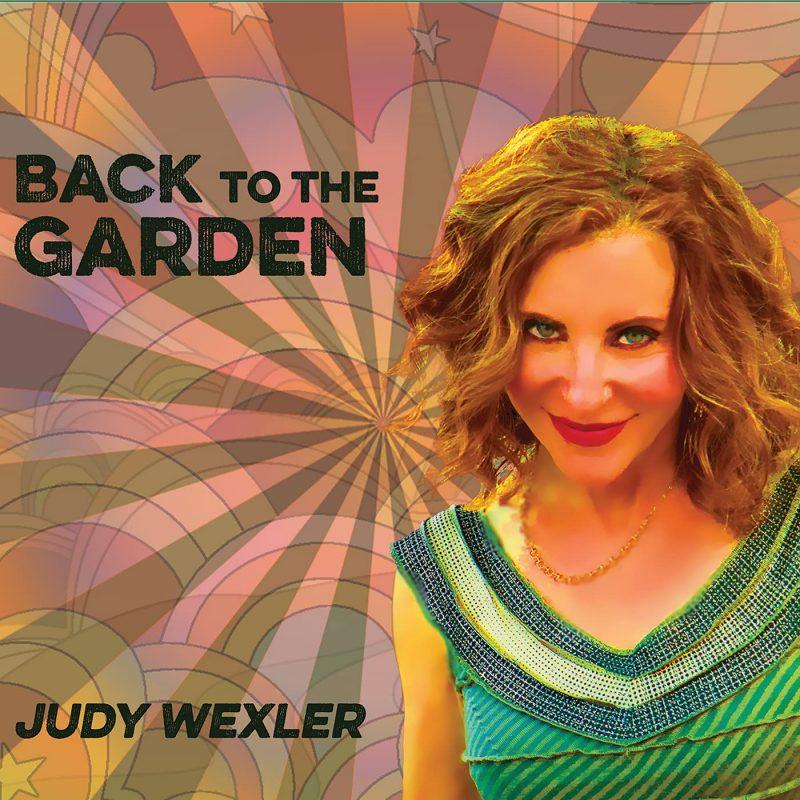 Cover of Judy Wexler album Back to the Garden