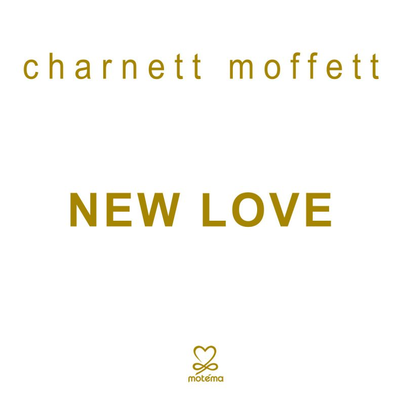 Cover of Charnett Moffett album New Love