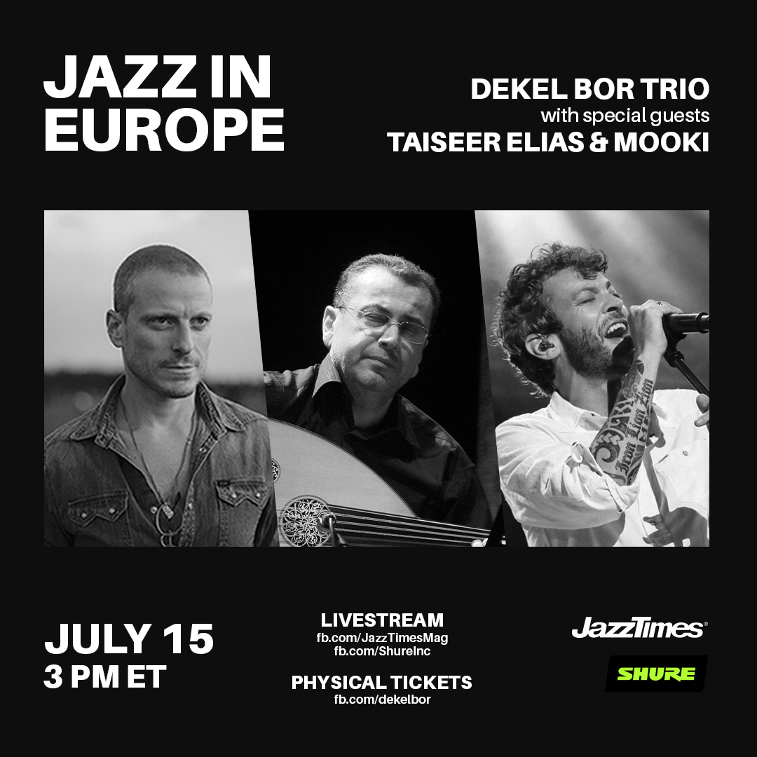 Speakin' My Piece / Jazz in Europe with Dekel Bor – Season 2