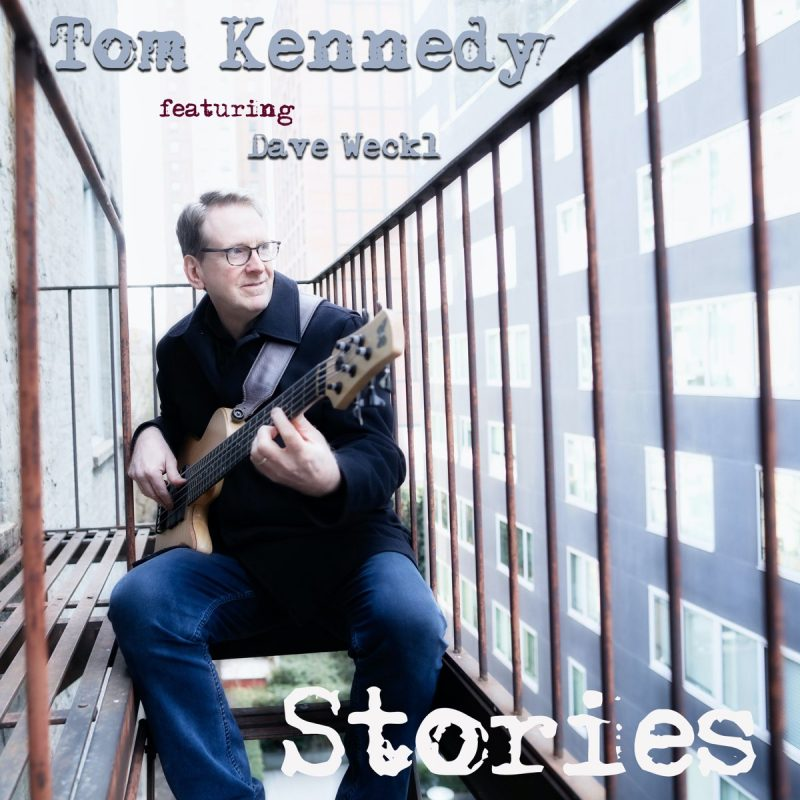 Cover of Tom Kennedy album Stories