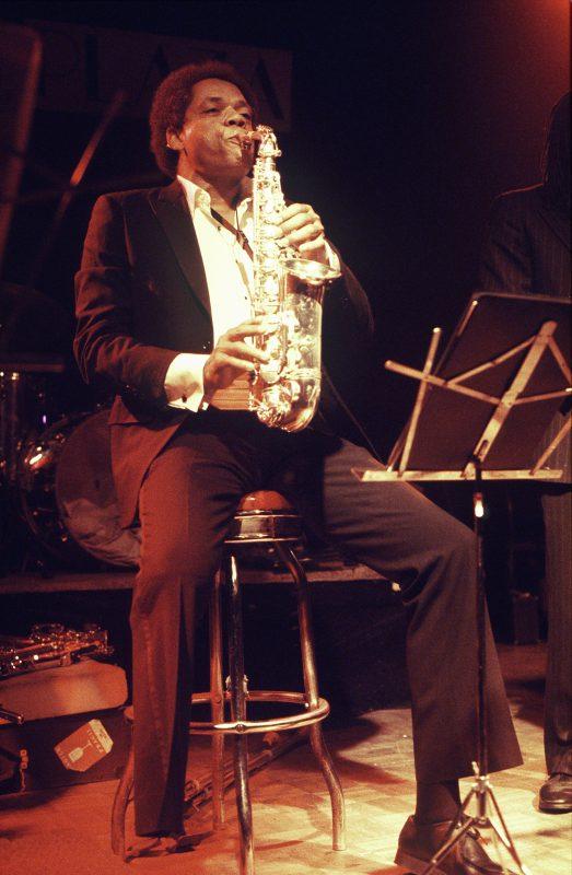 Julius Hemphill 1984