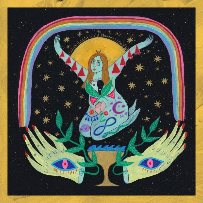 Cover of Emma-Jean Thackray album Yellow