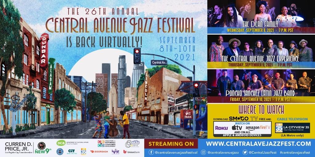 Central Avenue Jazz Festival