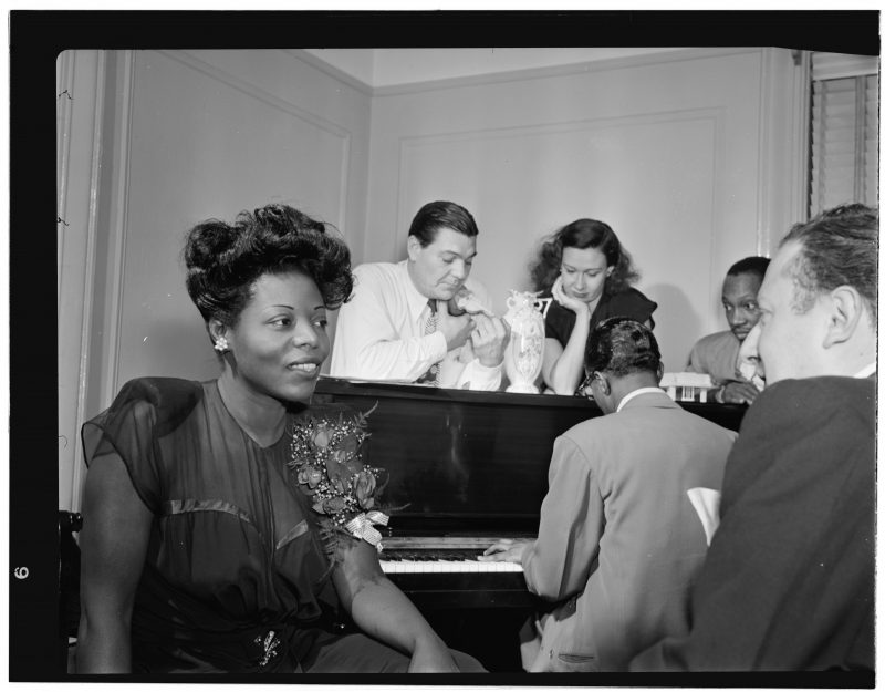 Mary Lou Williams and friends 1947