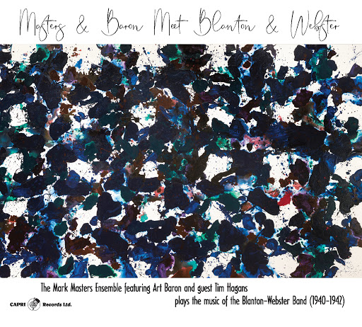 Mark Masters: Masters & Baron Meet Blanton & Webster