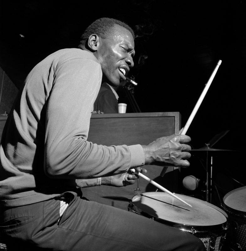 Elvin Jones December 1964