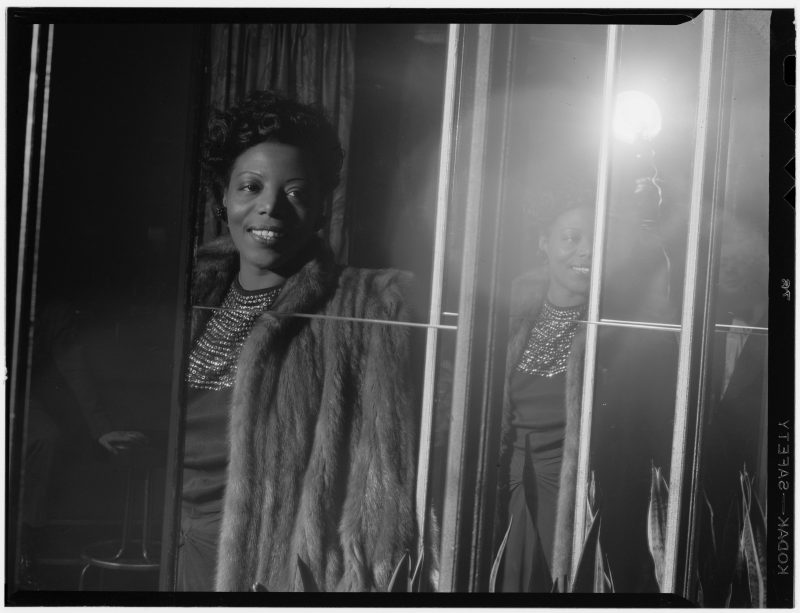 Mary Lou Williams in 1938