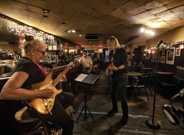 Live Jazz Returns to NYC, Part 3: It Takes a Village