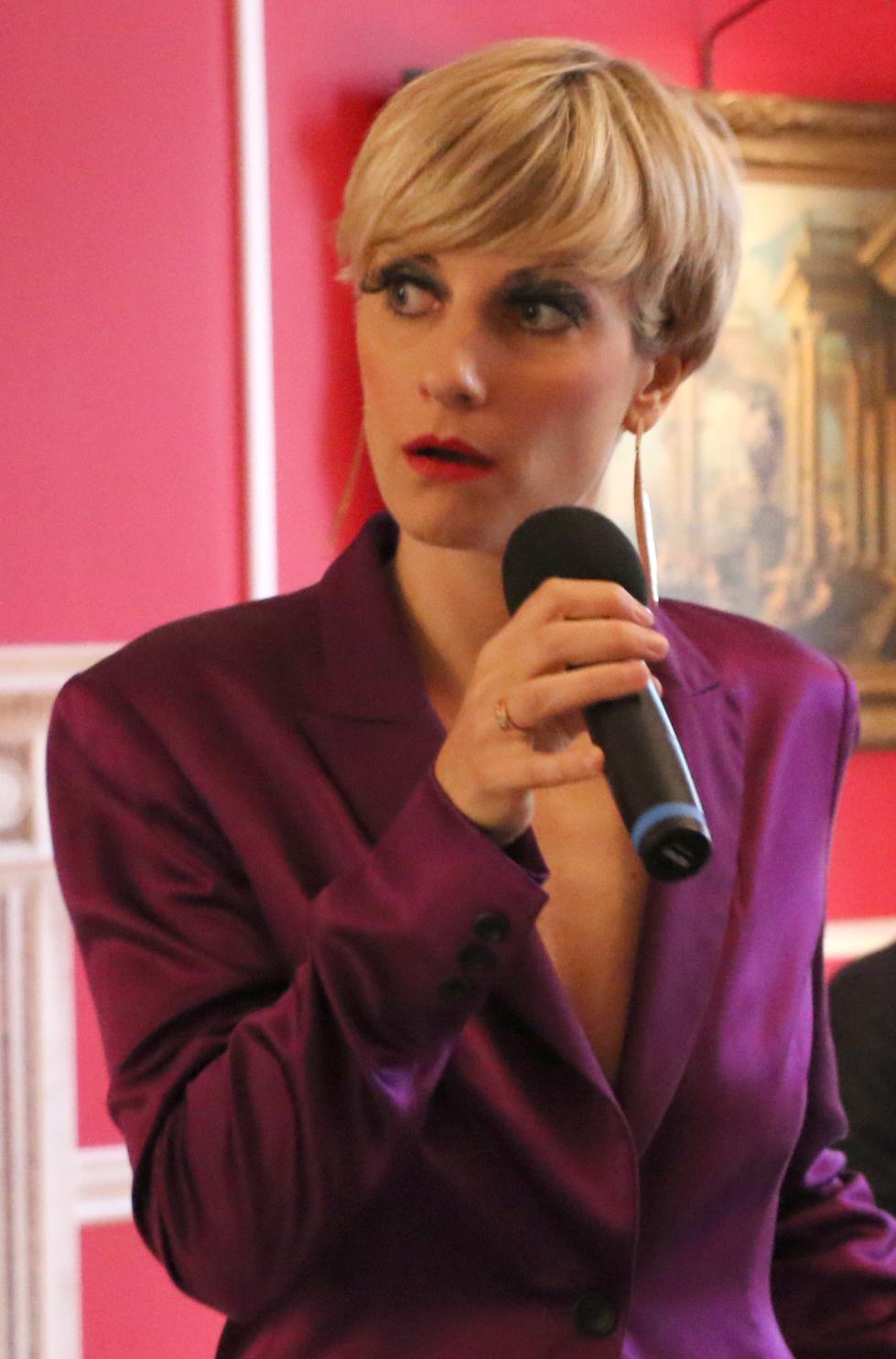 Adrienne Haan