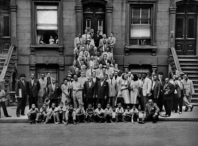 Famous Harlem Block Renamed Art Kane Harlem 1958 Place