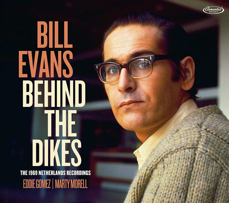Cover of Bill Evans album Behind the Dikes: The 1969 Netherlands Recordings