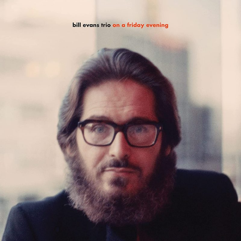 Cover of the Bill Evans Trio album On a Friday Evening