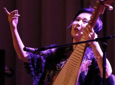 Chops: Min Xiao-Fen on the Pipa