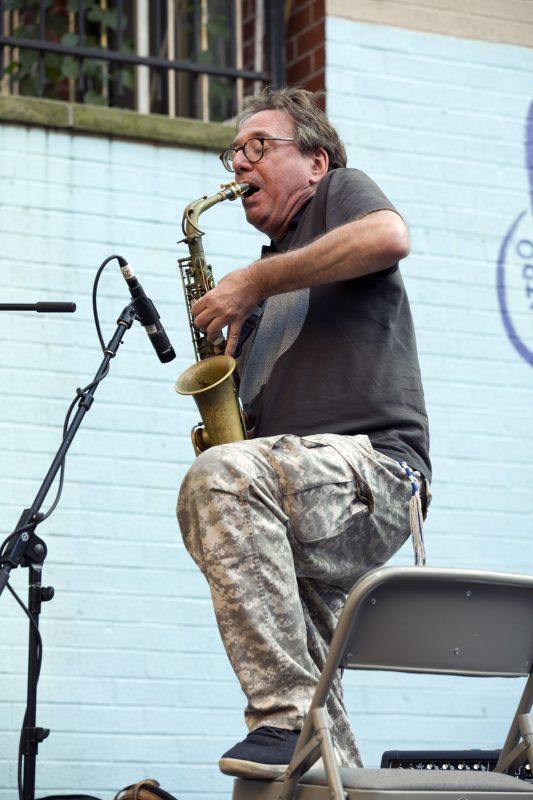 John Zorn at Vision Festival 25