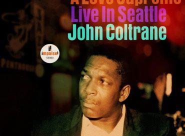 Previously Unheard Live Recording of John Coltrane's A Love Supreme Out Oct. 8