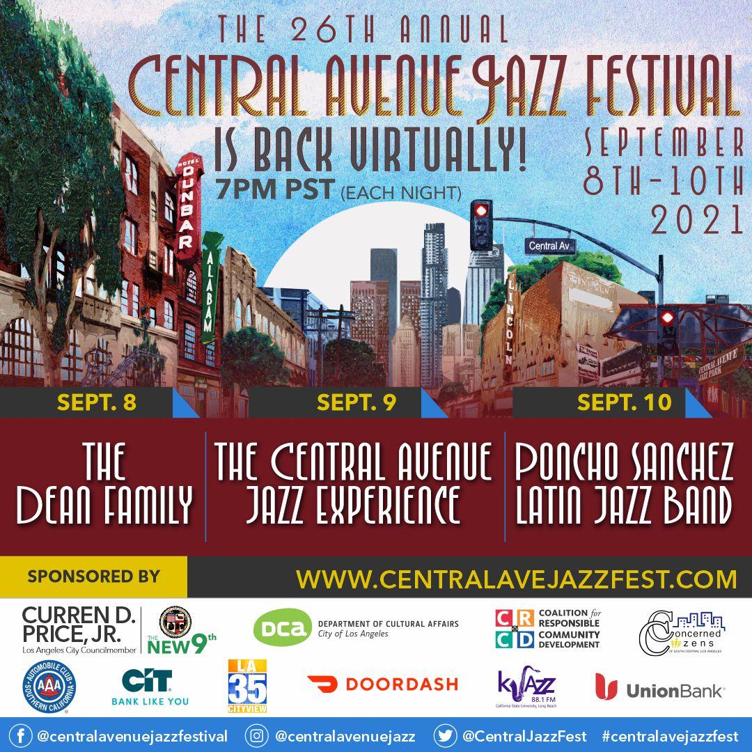 Central Ave Jazz Festival