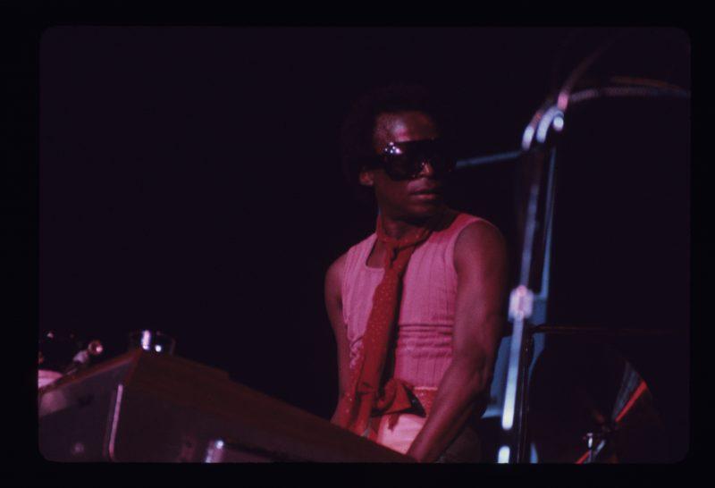 Miles Davis in 1973