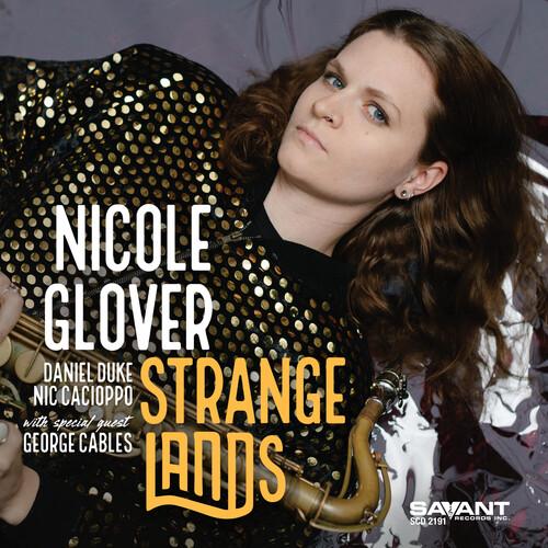Nicole Glover: Strange Lands