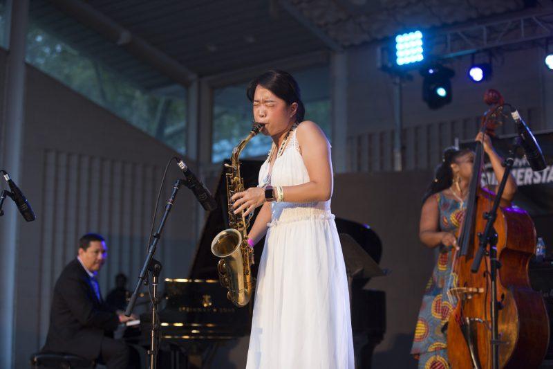 Photos: Charlie Parker Jazz Festival 2021
