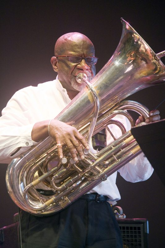 Bob Stewart (photo: Alan Nahigian)