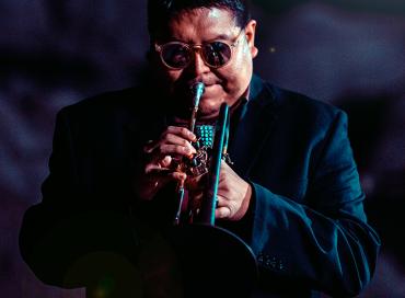 Delbert Anderson Takes Inspiration from Navajo Culture