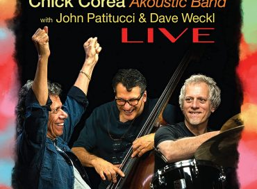 Chick Corea Akoustic Band: LIVE (Concord Jazz)