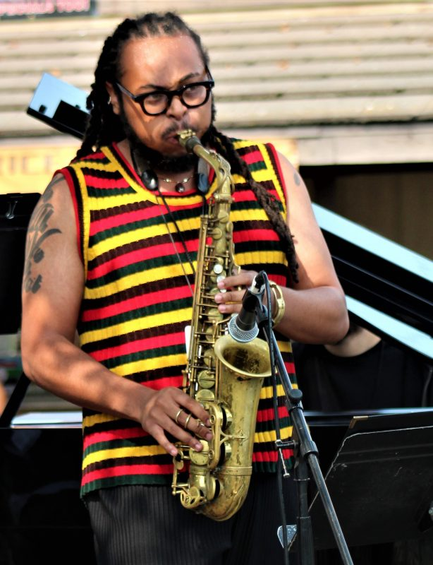 Immanuel Wilkins at the Monterey Jazz Festival 2021