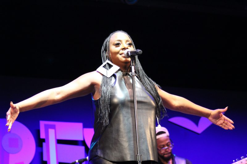 Ledisi at the 2021 Monterey Jazz Festival