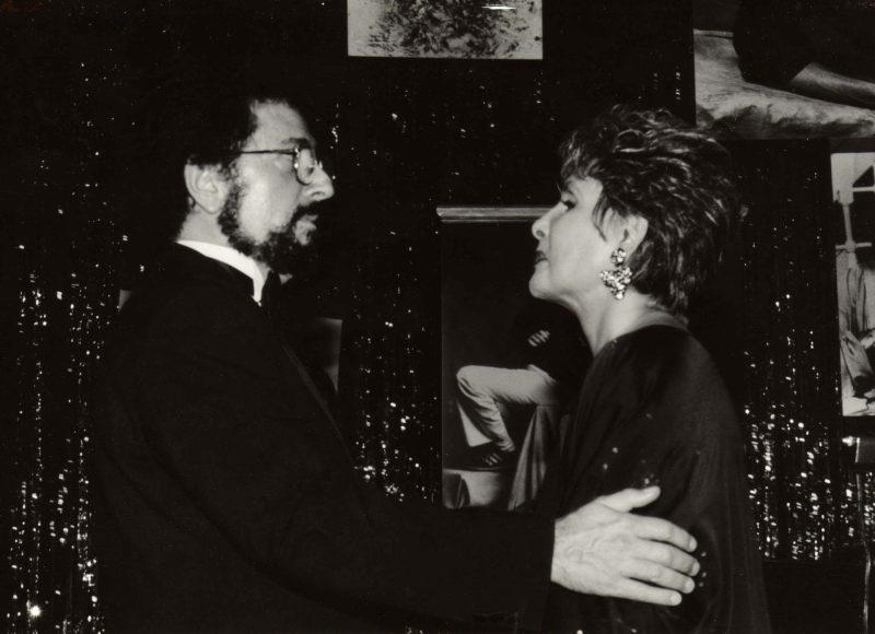 Mike Renzi and Lena Horne
