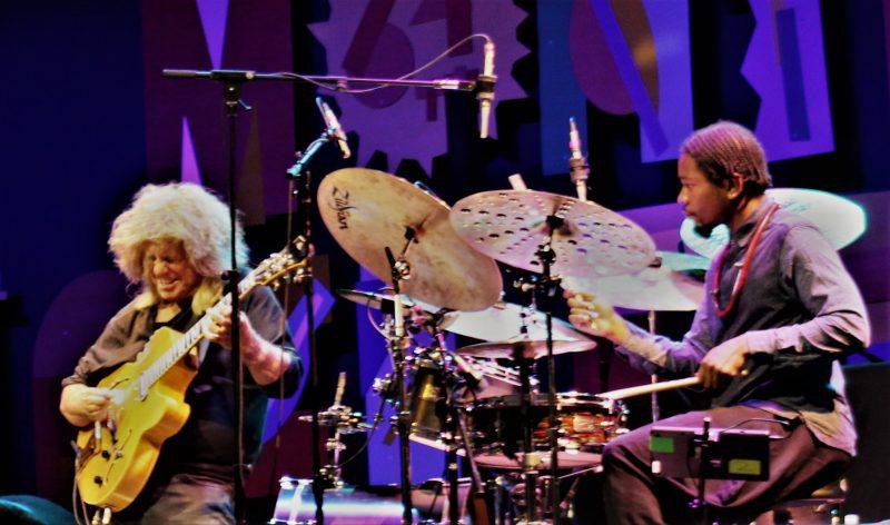 Pat Metheny and Joe Dyson Monterey 2021