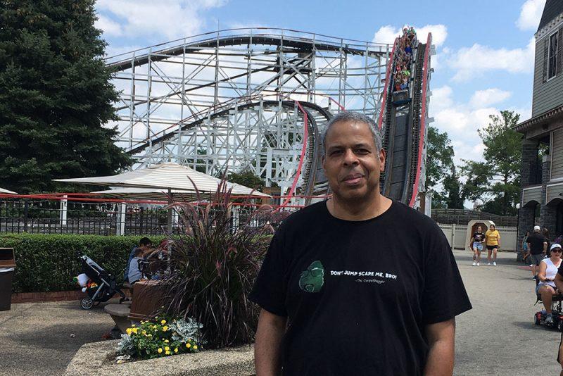 David Sanford Names his Favorite Roller Coasters