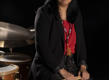 Chops: Susie Ibarra Brings the Western Drum Kit and Filipino Percussion Together